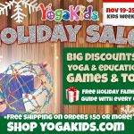 YogaKids Holiday Campaign